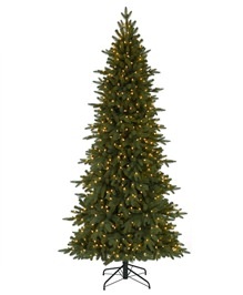 Kennedy Fir Slim Artificial Christmas Tree