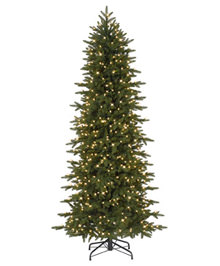 Oregonian Slim Artificial Christmas Tree