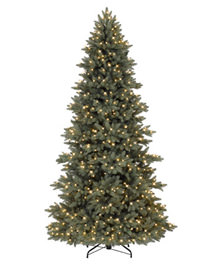 Majestic Blue Spruce Artificial Christmas Tree