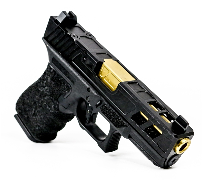 Glock 43 Stripped Pistol Frame - FDE