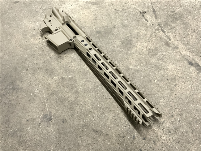 Cerakoted AR15 Receiver Set