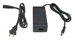 12.6V 4A  UL Approval AC Charger for Lithium-ion Batteries with 5.5 x 2.5mm Connector