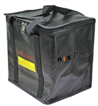 Anti-Explosion Fire Resistant Water Resistant Battery Safe Guard Bag - SH54