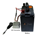 CP1000-19V  Super Large Capacity 1044 Watt-hour  19V Light Weight Lithium Ion Battery Pack