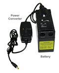 16V High Capacity (192Wh)  Rechargeable Power Pack  CP190-16V