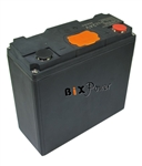 24V 24Ah ( 576Wh)  Power Station Lithium ion Battery - HL2417B