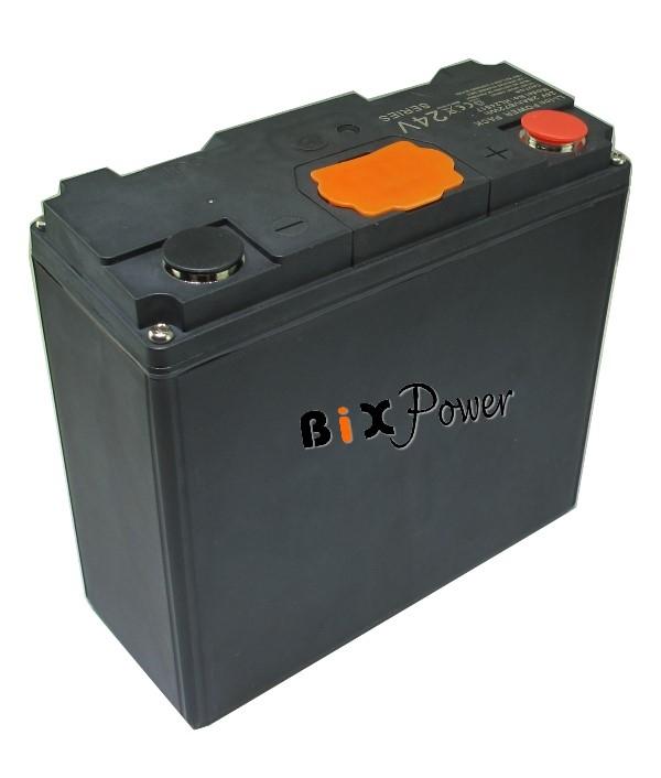 24v 24ah 576wh super high power lithium ion battery hl2417b