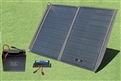 12.8V 20Ah Lithium Iron Phosphate (LiFePO4)  Battery  with 60W Solar Panel Kit