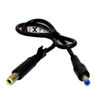 15V DC Power Output Cable for BiXPower MP100 and iP100 Batteries