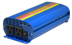 36V (29V ~ 45V)  DC to 110V AC  600W True Pure Sine Wave Power Inverter