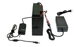 DC UPS with Multi Output Voltages and High Capacity  LiFePO4  Battery - UPS250