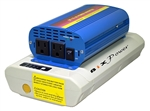 XP300 AC Power Pack - 300 Watt-hour Lithium Ion Battery110V 300W Pure Sine AC Power Inverter
