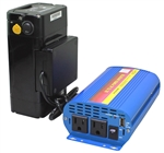 XP330 AC Power Pack -288 Watt-hour  Battery with 110V 300W Pure Sine AC Inverter
