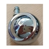 "1.7"" inch Shepherd Round ball Metal Tread with Chrome Plating Caster"