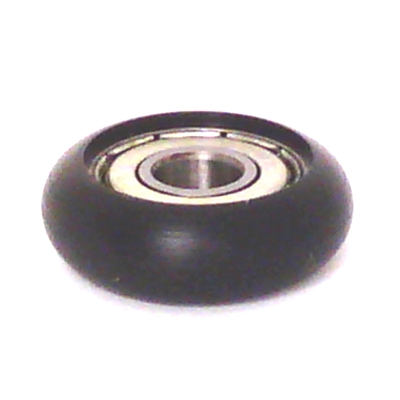 10mm Bore Bearing with 38.5mm Plastic Tire 10x38.5x12mm