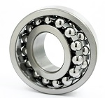 1204K tapered Self Aligning Bearing  20x52x15