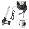 19 Inch Stroke 1350 lbs 12 Volt DC 6000N Linear Actuator