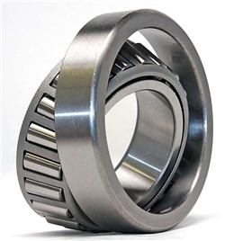 "15100-S/15250X Tapered Roller Bearing 1""x2.5""x0.8125"" Inch"