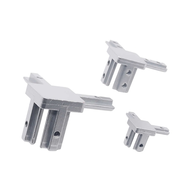 2020 3-Way Corner Connector Aluminum Extrusion Profile