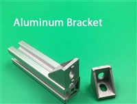 2020 Corner Bracket Aluminum for Extrusion Profile V-Slot