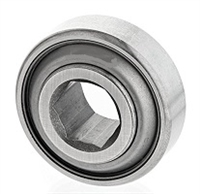 "202KRR3 Single Lip Shroud Seals 0.56"" Inner Diameter Bearings"