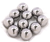 "10 23/32"" inch = 18.256mm Loose Carbon Steel Balls G100 Bearing Balls"