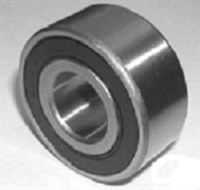 30/5-2rs  Angular Contact Double Row Bearing 5x14x7mm