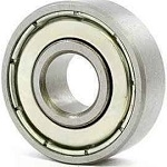 30/5ZZ  Angular Contact Double Row Bearing 5x14x7mm