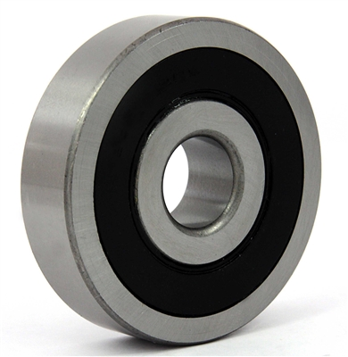 3000-2RS Radial Ball Bearing Double Sealed Bore Dia. 10mm OD 26mm Width 12mm