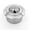308 lbs Heavy Duty Machined Steel Ball Trans