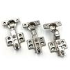 "1 3/8"" Inch Stainless Steel Smooth Hydraulic Hinge"