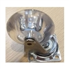 "2""Inch Heavy Duty Clear Swivel Caster Wheel with 220lbs Load Rating"