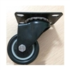 "2""Inch Heavy Duty Black Swivel Caster Wheel with 220lbs Load Rating"