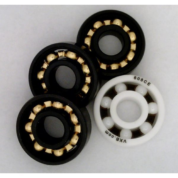 Tri Fidget Spinner Bearing Kit Full Ceramic ZrO2 Center Bearing