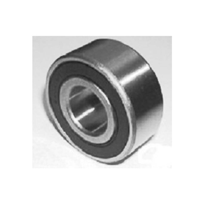 4306-2RS Sealed Double Row Bearing 30x72x27
