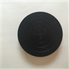 "4"" Inch Dia.  Black Plastic hollow  Lazy Susan Turntable Bearing"