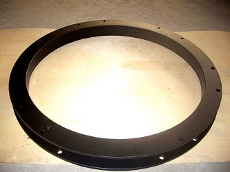 50 Ton Heavy Duty 43 inch Diameter Extra Large Turntable Bearings