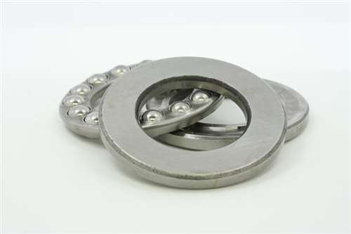 51309 Metric Single Direction Thrust Ball Bearing 45x85x28mm