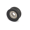 5mm Bore Bearing with 16mm Round Nylon Pulley U Groove Track Roller Bearing