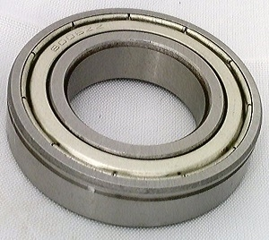 6001ZZN Shielded Bearing Snap Ring groove 12x28x8