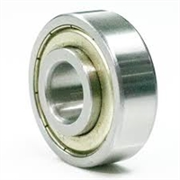 EX6005ZZ Ball Bearing with extended ring on one side 25x47x12/15mm