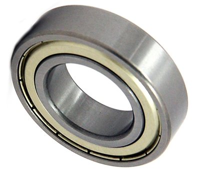 6006ZZC3 Metal Shielded Bearing with C3 Clearance 30x55x13