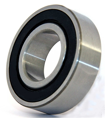 6007-2RS C3 Clearance Sealed Ball Bearing 35x62x14