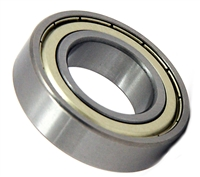 6008ZZC3 Metal Shield Bearing with C3 Clearance 40x68x15