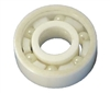 Full Ceramic 606 Miniature Ball Bearing 6x17x6 ZrO2-Pack of 30
