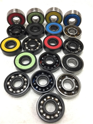 Wholesale Lot of 10000  608-2RS Ball Bearing