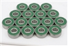 608-2RS Ball Bearing with Green Seals Pack of 100