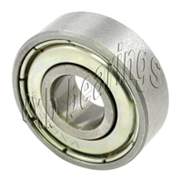 6202ZZC3 Metal shielded Bearing with C3 Clearance 15x35x11