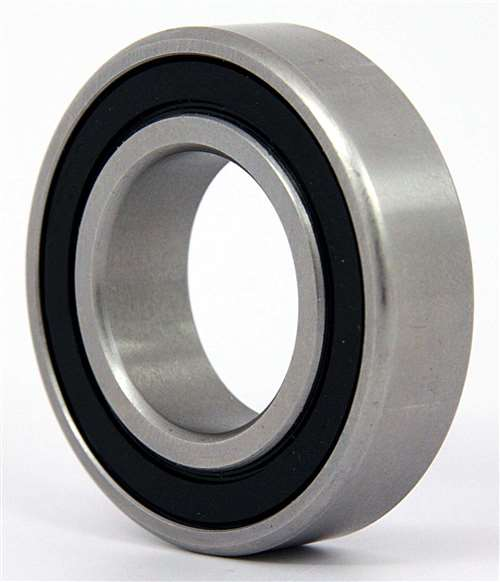 2x 6203-2RS Ball Bearing 17mm x 40mm x 12mm Rubber Sealed 2RS QJZ 60/% Grase