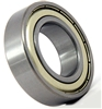 6204ZZC3 Metal Shielded Bearing with C3 Clearance 20x47x14